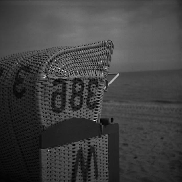 Strandkorb Nordsee